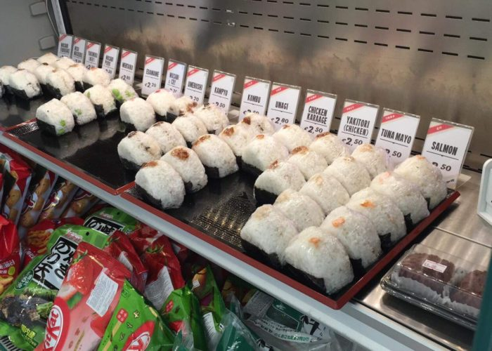 Fresh Onigiri Everyday
